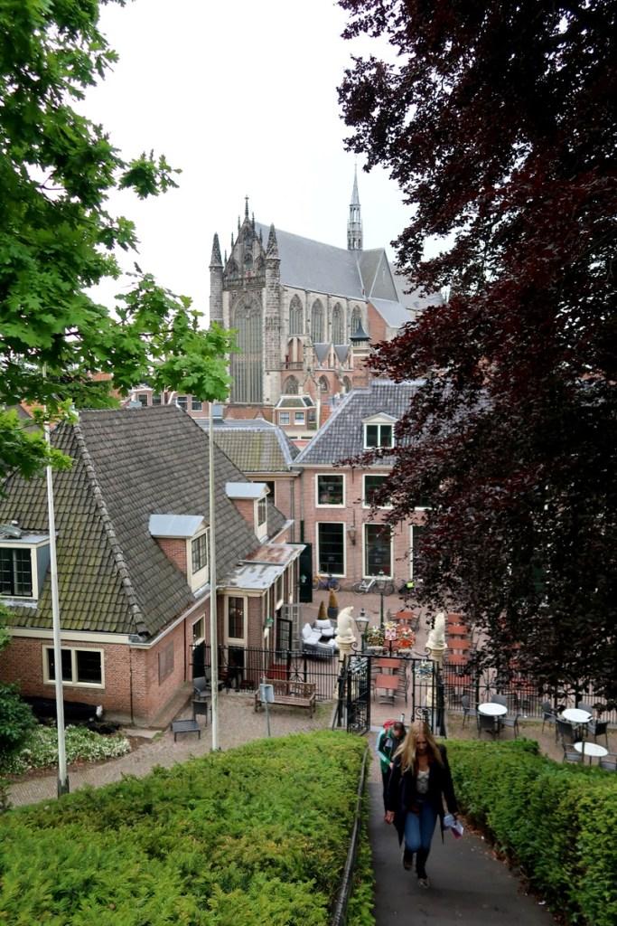 Burcht Leiden, vakantaseren