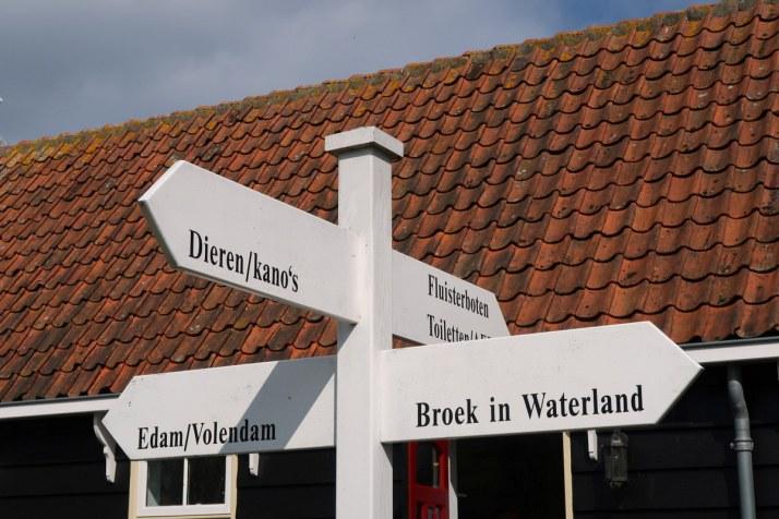 Laag Holland, Vakantaseren