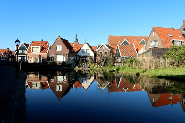 Volendam, Laag Holland, vakantaseren
