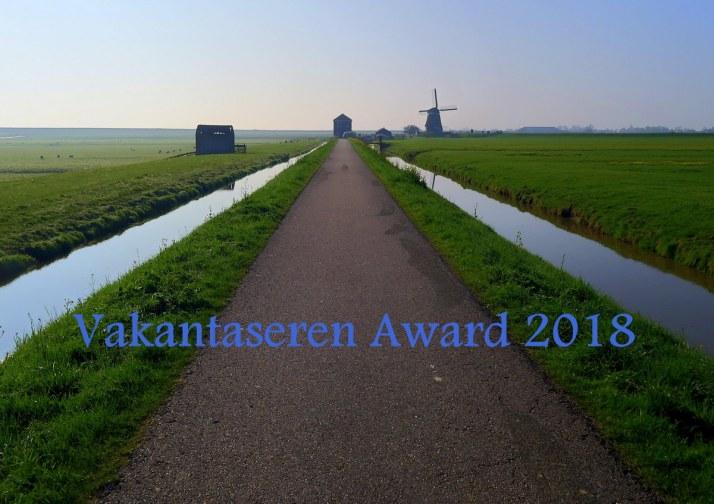 vakantaseren award 2018