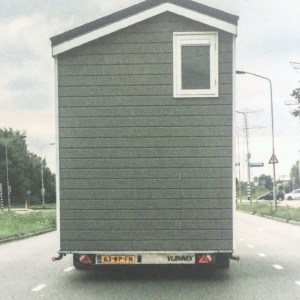 vakantaseren, tiny house