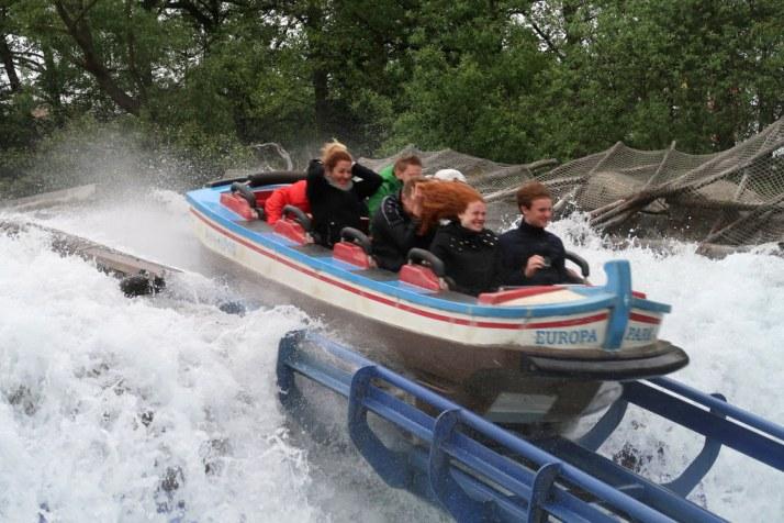 vakantaseren tieners, Europa-Park