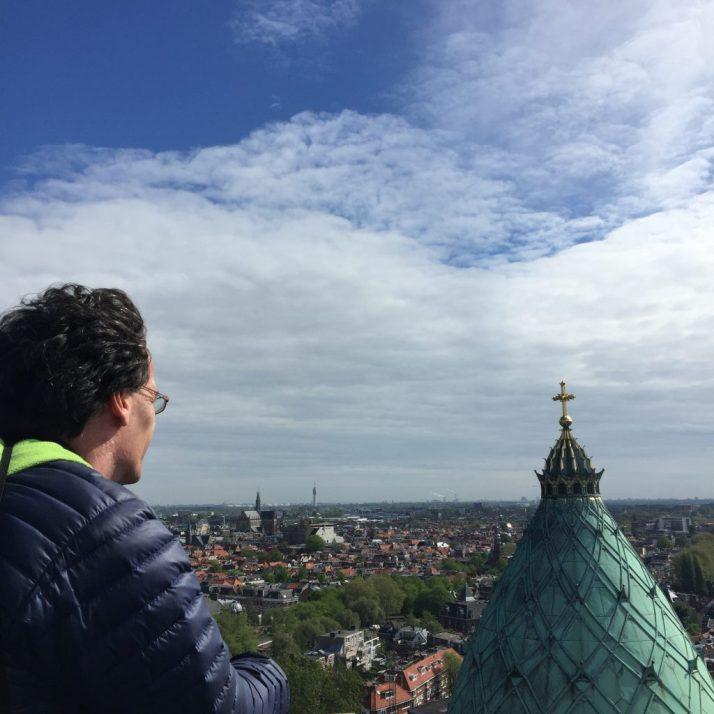 Haarlem, favoriete steden, Sint Bavo, klim naar het licht, Haarlem op tilt