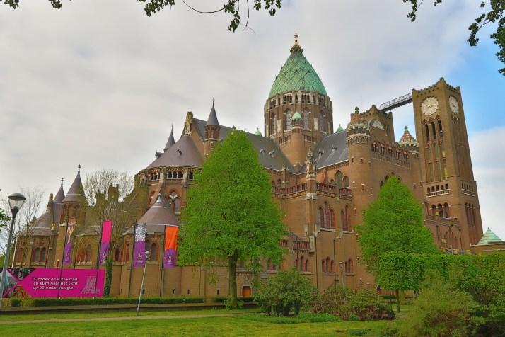 Sint Bavo, favoriete steden, Haarlem
