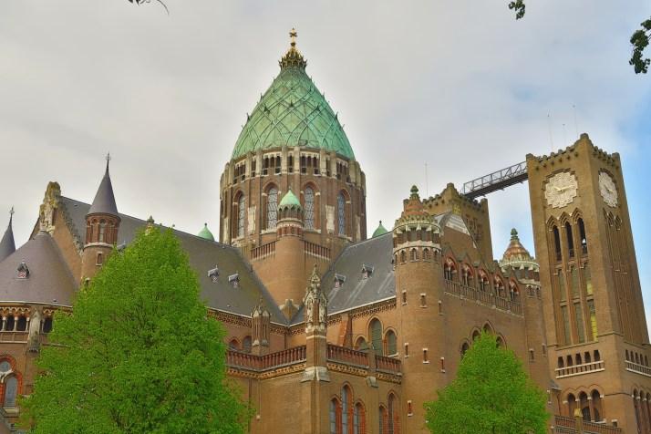 Haarlem, Sint Bavo, klim naar het licht, Haarlem op tilt