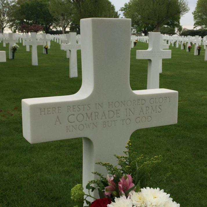75 jaar bevrijding Zuid-Limburg, Zuid-Limburg, Margraten, Amerikaanse begraafplaats