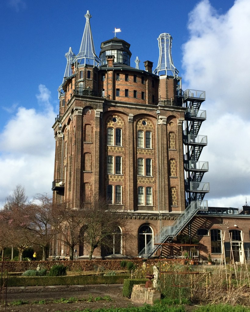 Villa Augustus, Dordrecht, NS Wandeling