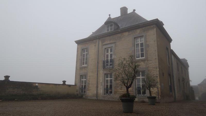 Chateau Neercanne, mist