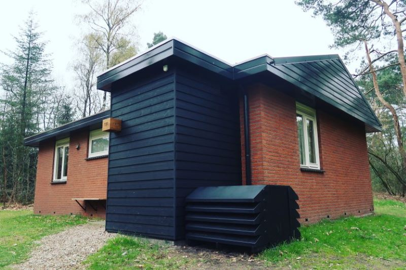 groene bungalow, twenhaarsveld