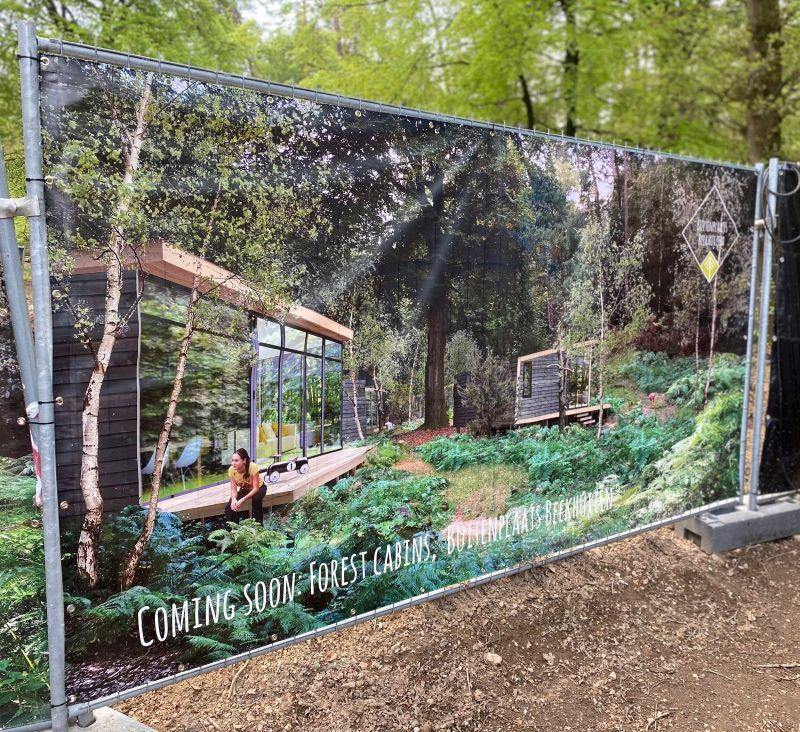 forest Cabin, Beekhuizen
