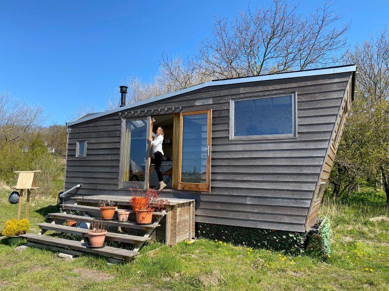 noordwijk, Tiny house, Wendy