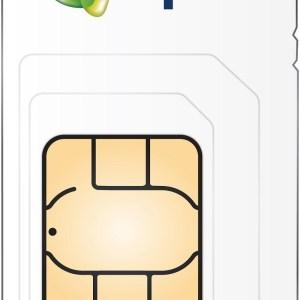 KPN simkaart SIM-kaart KPN prepaid 1GB