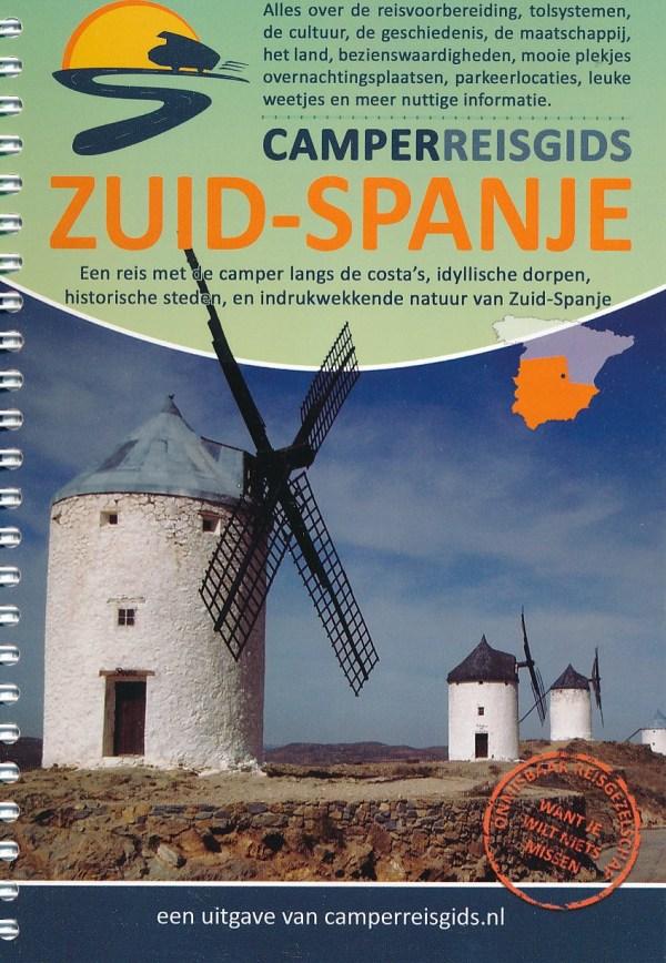 Campergids Camperreisgids Zuid-Spanje   Camperreisgids.nl