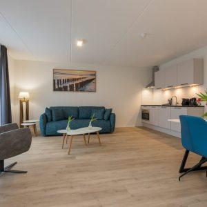 Luxuriöses Appartement für 3 Personen | Zoutelande