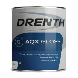 1 ltr Drenth AQX Gloss kleur