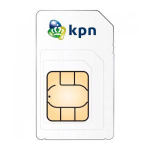KPN Prepaid 3-in-1 + KPN Onbeperkt Online