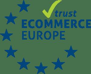 Wij zijn aangesloten bij Ecommerce Europe Trustmark