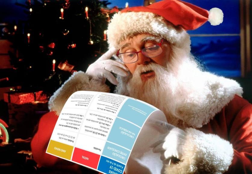 Coronavirus reis update   Maatregelen gedurende Kerst en Nieuwjaar