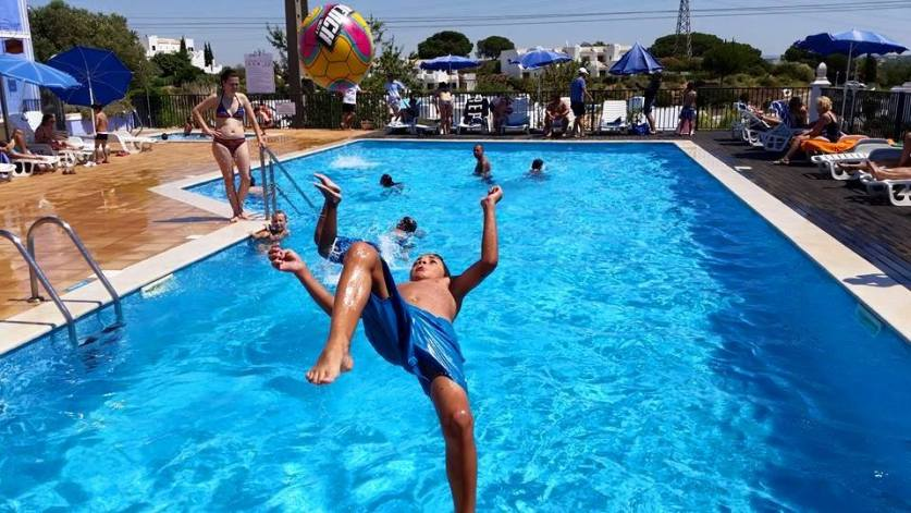 zwembad Casa Azul