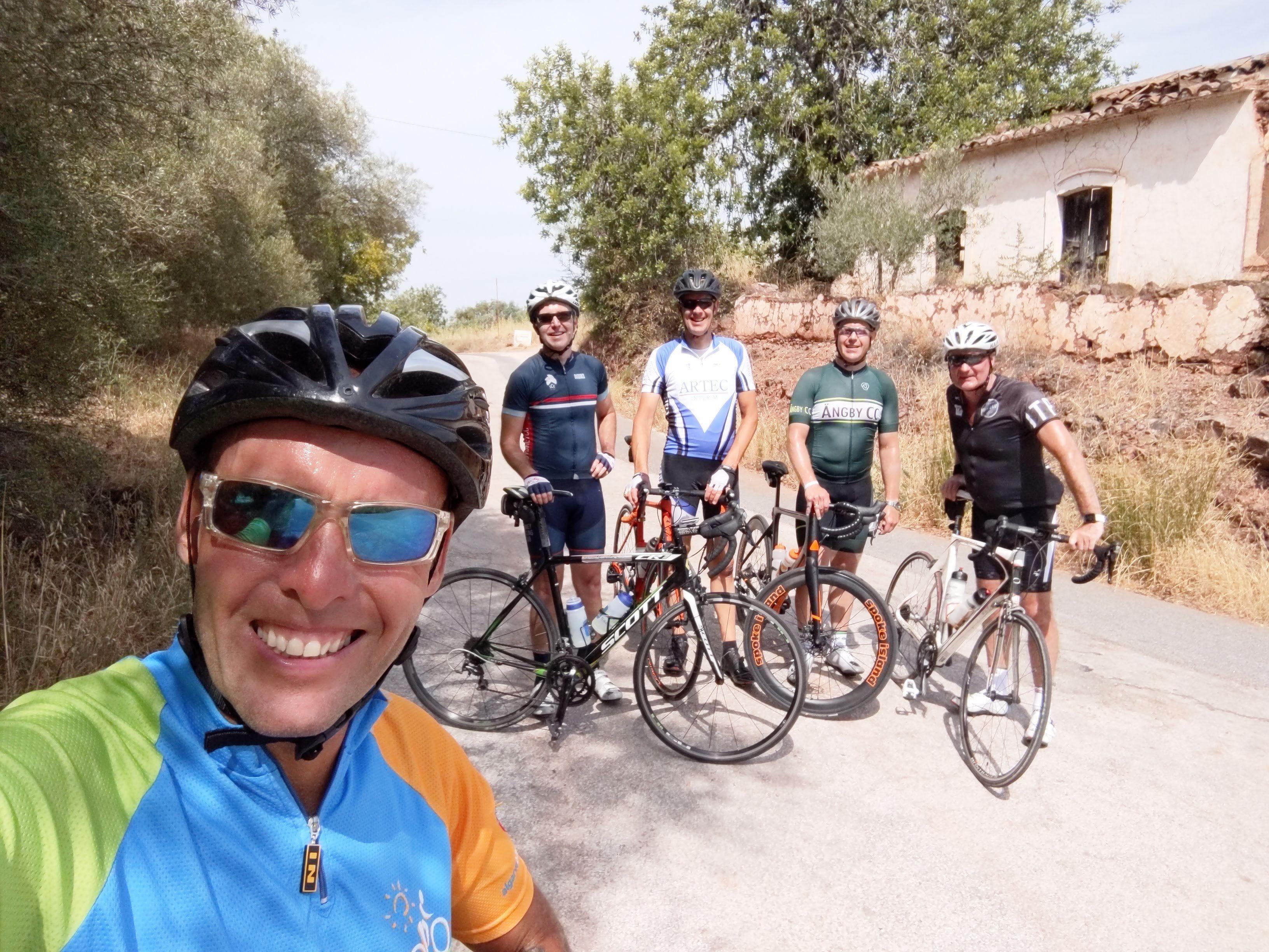 Algarve Bike Holidays