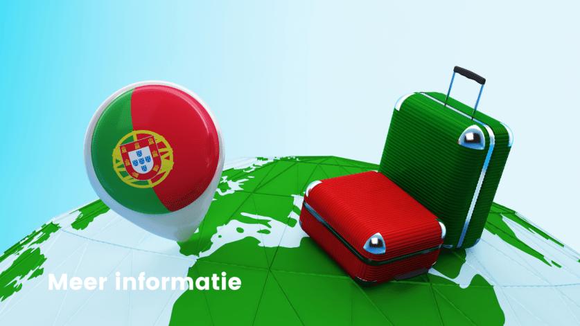 Links met actuele informatie over reizen naar Portugal ivm het coronavirus