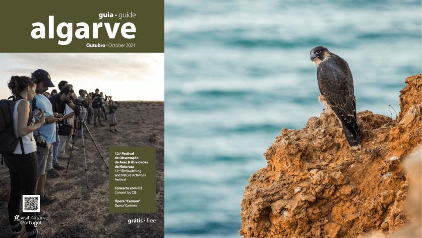 Muziek, kunst en buitenactiviteiten markeren oktober in de Algarve