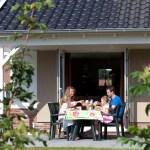 Eten voor de bungalow