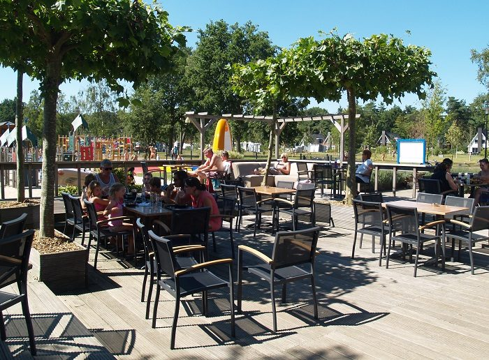 Resort de Achterhoek restaurant met terras