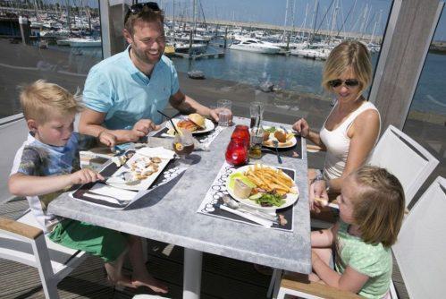 Restaurant Beach Resort