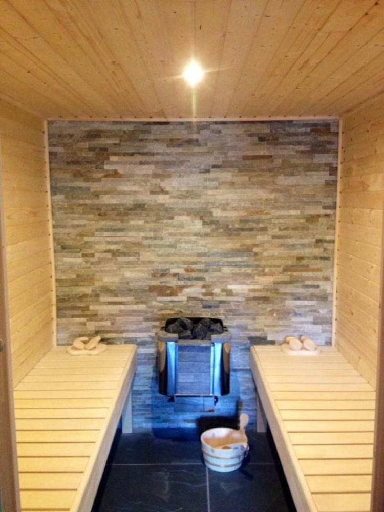 sauna La Comté