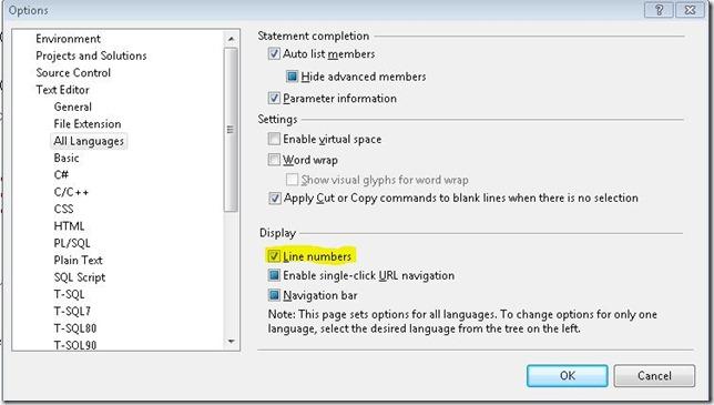 Visual Studio Tips & Tricks (3/6)