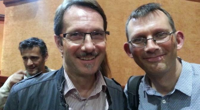 Rencontre avec Rob Hopkins lors de la COP21