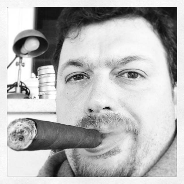 A l'il cigar