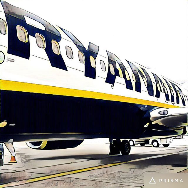 Off we go #home #ryanair