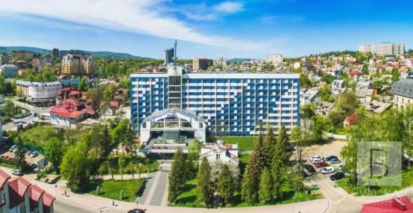 Туры и отдых в санаторно-курортном комплексе «Трускавец 365»