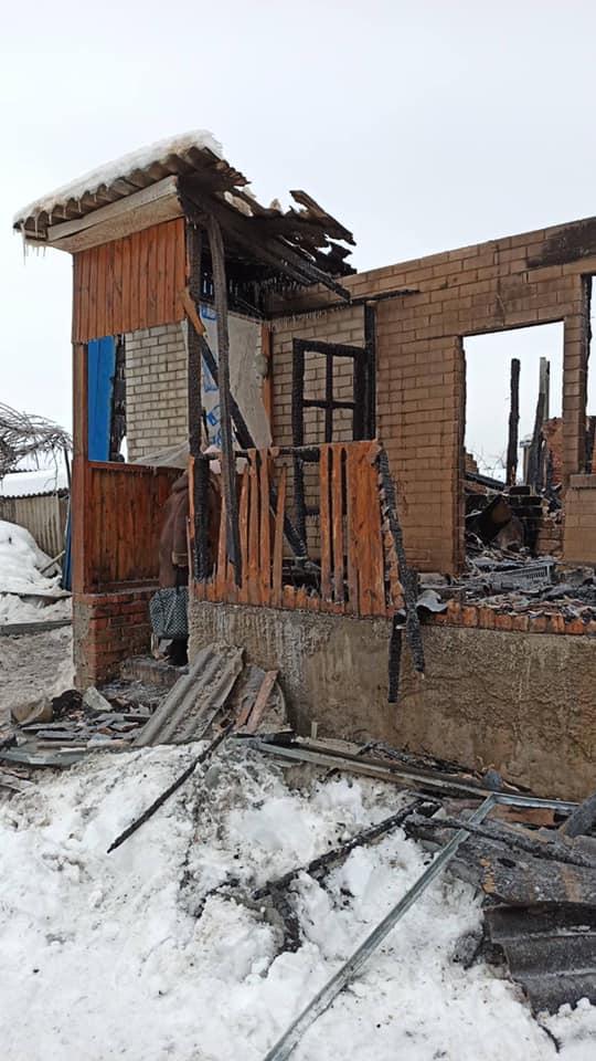Згоріло все: погорільці з Чернігівщини потребують допомоги ...