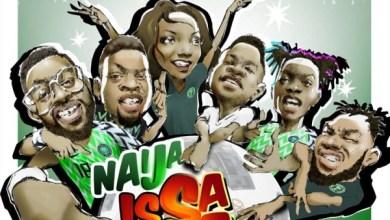 Photo of Naira Marley, Olamide, Lil Kesh, Falz, Slimcase, Simi – Naija Issagoal (Remix)