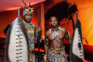 """Enthralling """"tableaux vivants"""" transport guests from Africa to the Americas"""