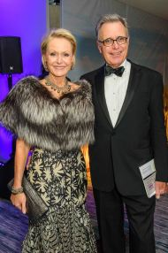 Wright Gala guests