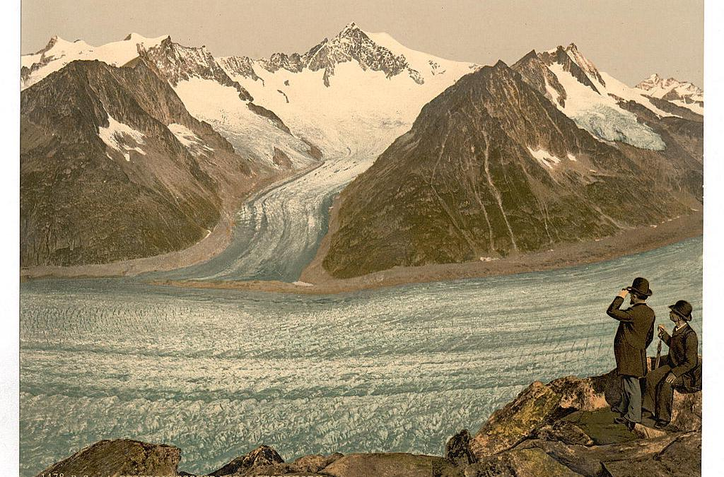 Le Valais d'il y a 130 ans… en couleurs!