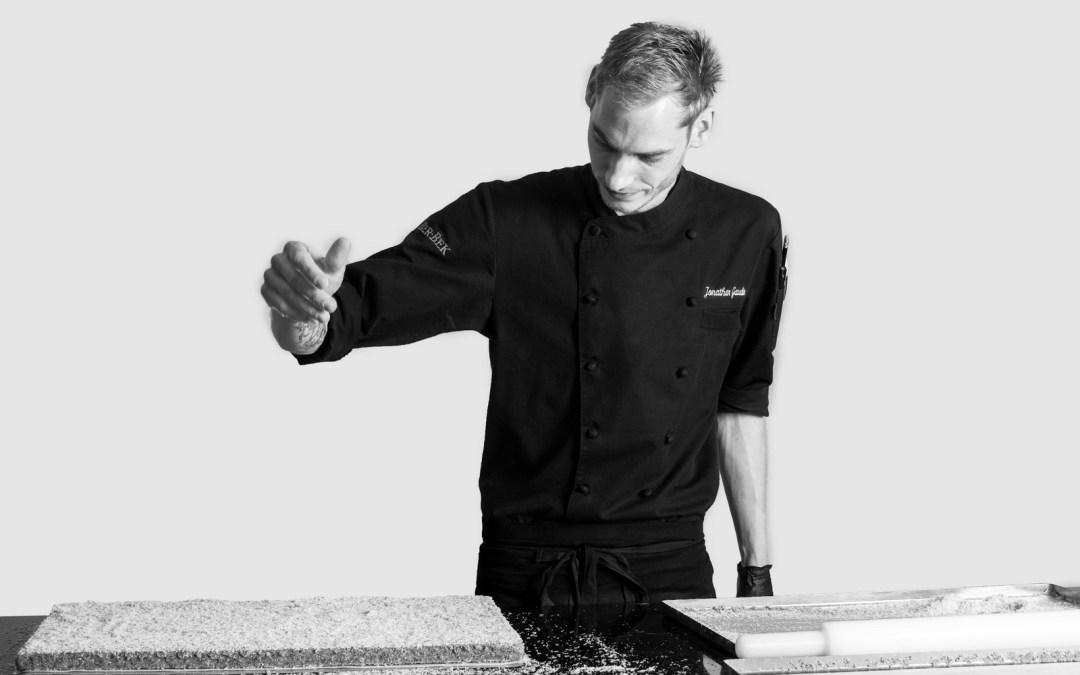 Jonathan Gaudin : les recettes d'un pâtissier (in) novateur