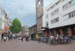 A visit to Nijmegen in East Holland