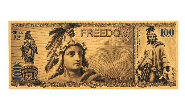 NEW! Freedom Aurum®
