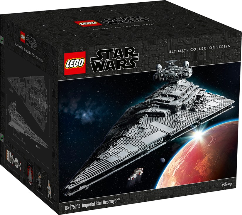 75252 LEGO Star Wars Star Destroyer