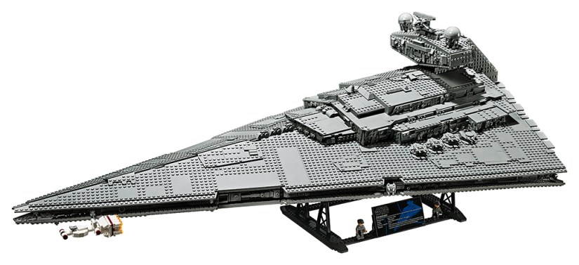 75252 LEGO Star Wars Star Destroyer  - set