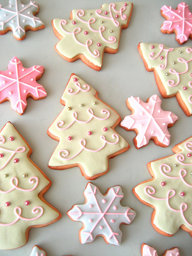 8th Day of Christmas: Christmas Cookies (3/3)