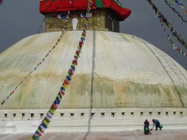 Boudha-Stupa, Kathamndutal