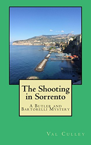 The Shooting in Sorrento cover