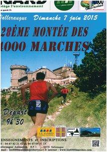 7 Juin course des 4000 marches