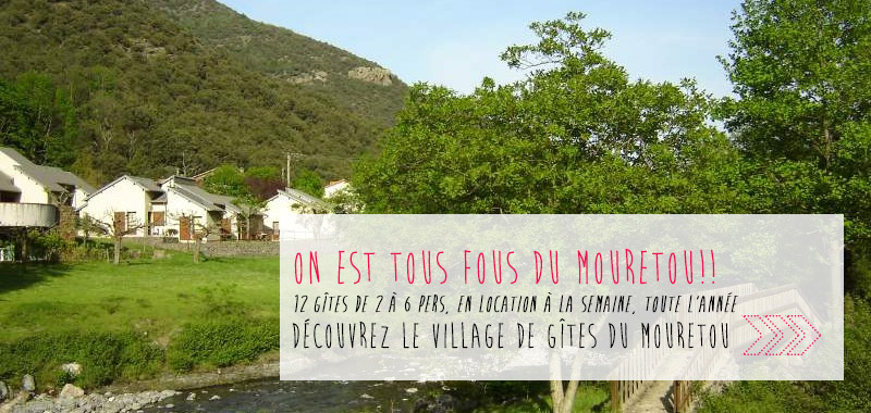 Découvrez le village de gîtes du Mouretou à Valleraugue